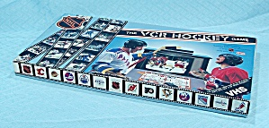 The Vcr Hockey Game, Interactive Vcr Games, 1987