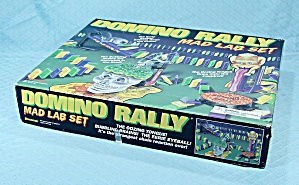 Domino Rally Mad Lab Partial Set, Pressman, 1996