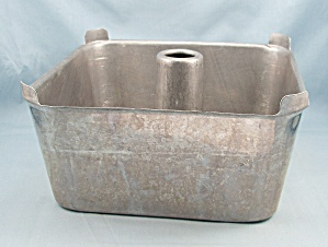 Square Angel Food Pan - Wear-ever - No. 2740