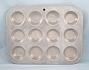 Kitchen Pride - Mirro Aluminum Mini Muffin Pan