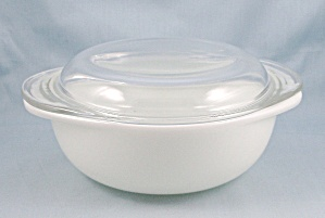 Pyrex - Solid White 022 Casserole