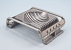 Easy Aid - Four Way Egg Slicer - Pat. Pend.