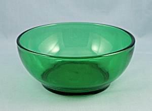 Anchor Hocking - Popcorn Bowl – Forest Green (Image1)