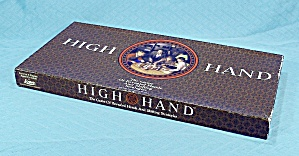 High Hand Game, E.s.lowe, 1984