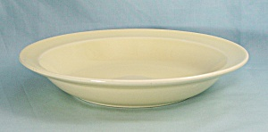 Lu-ray Pastels Yellow - Rimmed Soup Bowl
