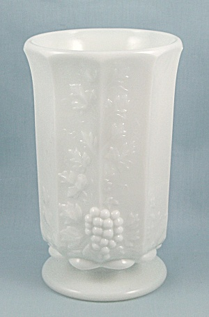 Paneled Grape, Westmoreland - Tall Celery Vase