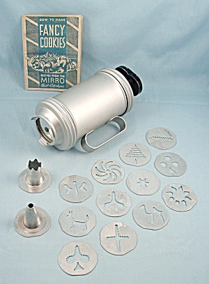 Mirro - Cookie Press / Pastry / Frosting Decorating Set (Image1)