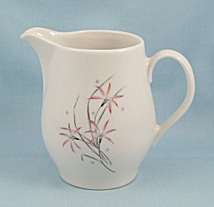 Carefree, Syracuse, Flame Lily Creamer