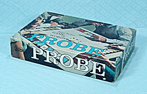 Probe Game, Parker Brothers, 1964
