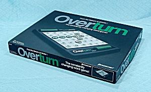 Overturn Game, Pressman, 1993 (Image1)