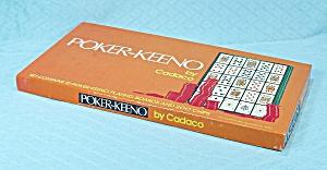 Poker-Keeno, Cadaco, 1977 (Image1)