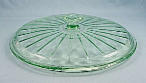 9-inch Round Lid - Anchor Hocking - Green