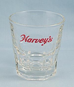 "Vintage Libbey  ""Harvey's""  Barware Glass#2 (Image1)"