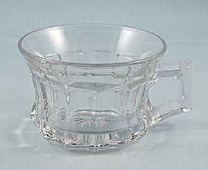 Heisey - Narrow Flute - Punch Cup
