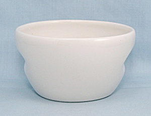 Iroquois - Casual - Open Sugar Bowl, Off White, Russel Wright