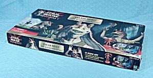 Star Wars Episode I, Jar Jar Binks, 3-D Adventure Game, Hasbro, 1999 (Image1)