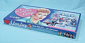 The I Love Lucy Game, Talicor, 1990