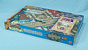 Harry Potter, Diagon Alley Board Game, Mattel, 2001
