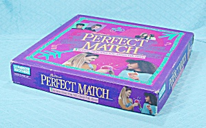 Perfect Match Game, Parker Brothers, 1991