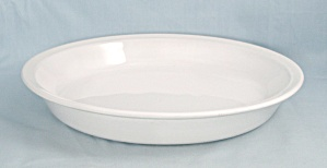 Corning P309 � White Pie Dish	 (Image1)