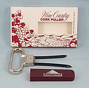 Franmara Cork Puller, Original Box, Made In Italy (Image1)