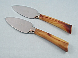 Two Frontier Forge - Spreaders, Bakelite Handles