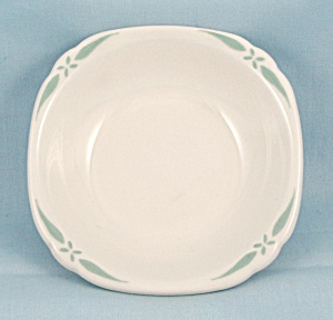 Small Walker China Bowl - Turquoise Decorations