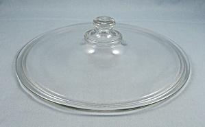 Vintage Pyrex 624 C Lid – 8-1/2 Inch – Round  (Image1)