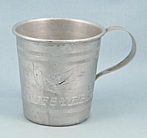 Souvenir Aluminum Cup – Gettysburg PA. (Image1)