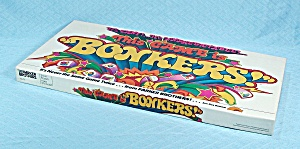 Bonkers Game, Parker Brothers, 1978