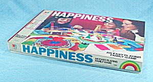 The Game Of Happiness, Milton Bradley, 1972