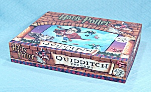 Harry Potter Quidditch The Game, University Games, 2000