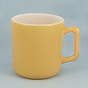 Hazel Atlas – Fired on Gold Mug (Image1)