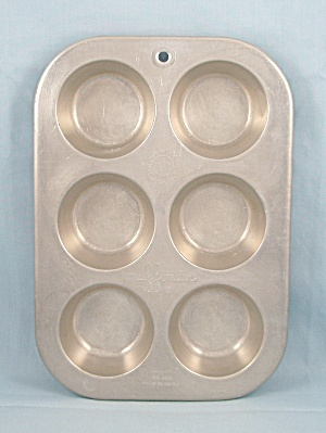 Muffinaire, Muffin Pan - The Aire Ware Line - Uap - Dayton, Ohio