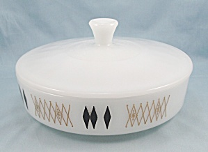 Federal - Black Diamond - Atomic Bowl & Lid