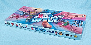Nbaopoly Game, Morning Star Creations