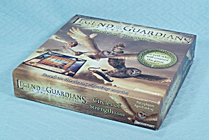 Legend Of The Guardians Circles Of Strength Game, Pressman, 2010