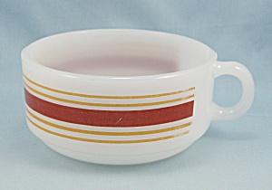 Glasbake - Soup Bowl – Stripes (Image1)