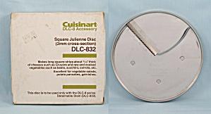 Cuisinart DLC – 8 - Accessory / DLC-832 - Julienne Disc (Image1)