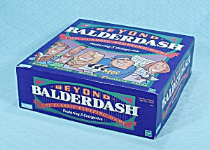 Beyond Balderdash Game, Parker Brothers, 1997