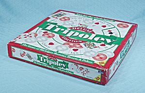 Tripoley, Deluxe Edition Game, Cadaco, 1998