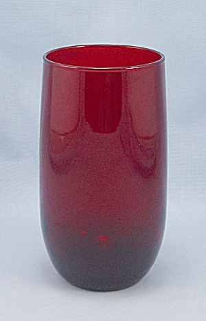 Royal Ruby Tumbler - 5 Inch - Roly Poly