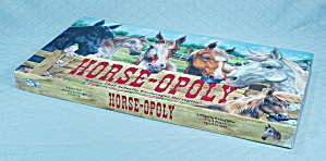 Horse-opoly Game, Late For The Sky