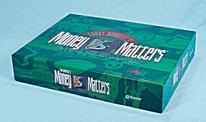 Money Matters Game, Rainfall Educational Toys, 1996
