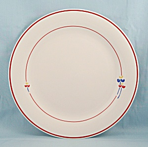 Tulips - By Riva Designs, Japan - Dinner Plate