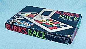 Rubik's Race Game, Ideal, 1982 (Image1)