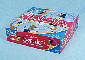 Charoodles Game, Thinkfun, 2004