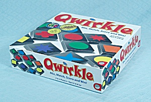 Qwirkle Game, Mindware, 2010