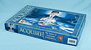 Acquire Game, Avalon Hill, 1995 (Image1)