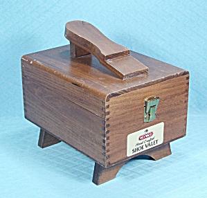 Kiwi – Wood Shoe Shine Box, Contents (Image1)